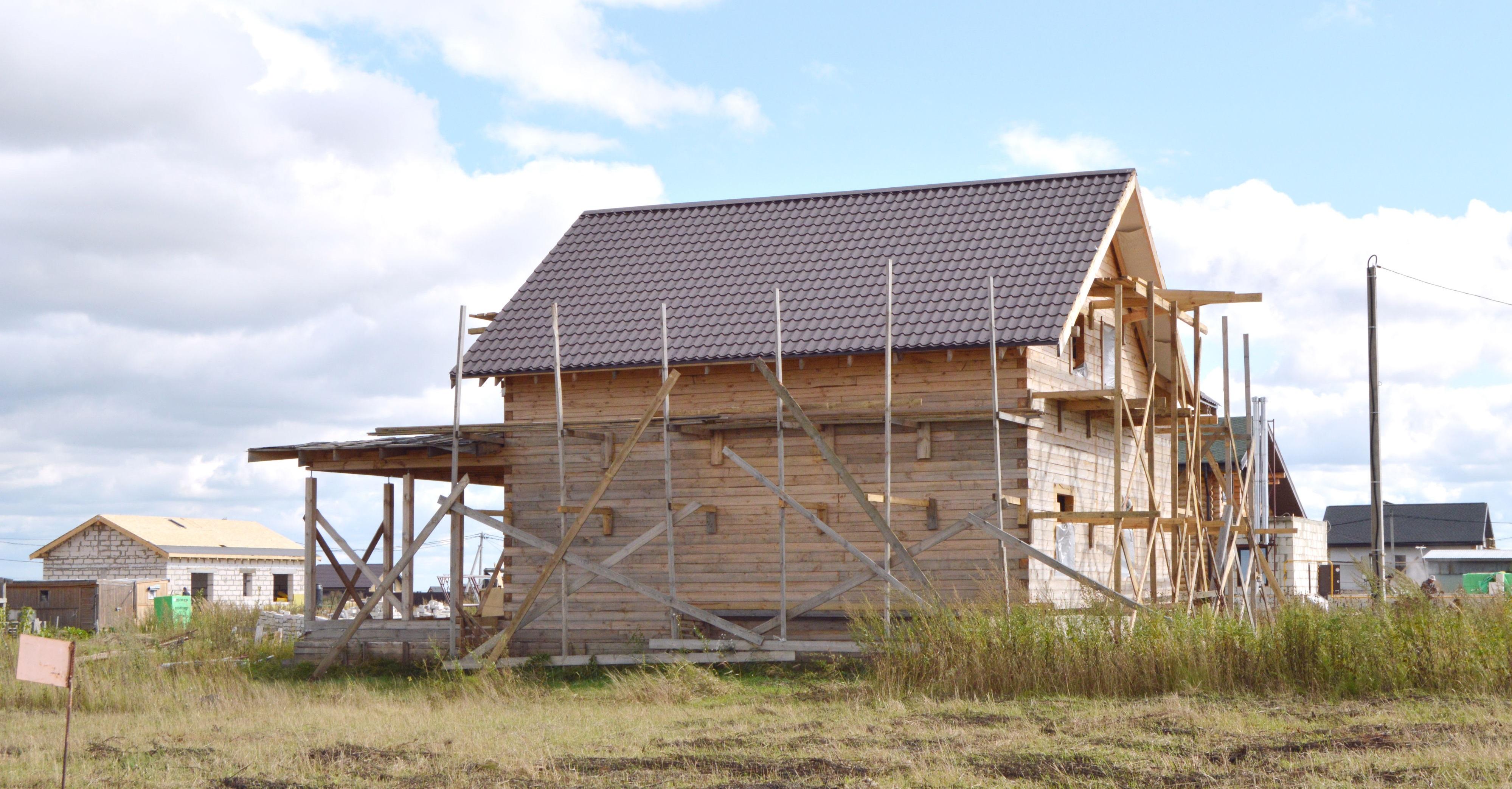 Каков новый порядок строительства жилых и садовых домов? - фото 1