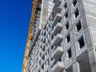 ЖК На Высоте - ход строительства, фото 31, Февраль 2021