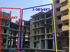 ЖК Гагарин - ход строительства, фото 55, Март 2020
