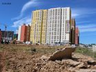 Ход строительства дома № 10 в ЖК Новая Кузнечиха - фото 11, Май 2021
