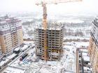 ЖК Горизонт - ход строительства, фото 31, Декабрь 2020