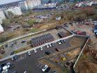 Ход строительства дома № 1 в ЖК Огни Автозавода - фото 27, Апрель 2021