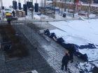Клубный Дом на Циолковского - ход строительства, фото 15, Февраль 2021