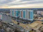 Ход строительства дома № 10 в ЖК Корабли - фото 3, Декабрь 2019