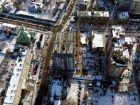 ЖК ПАРК - ход строительства, фото 4, Февраль 2021