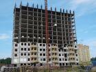 Ход строительства дома № 11 в ЖК Академический - фото 23, Август 2018