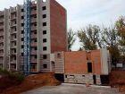 Ход строительства дома Секция 3 в ЖК Сиреневый квартал - фото 47, Ноябрь 2019