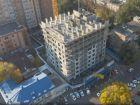 ЖК ПАРК - ход строительства, фото 38, Ноябрь 2020