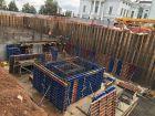 Ход строительства дома на Минина, 6 в ЖК Георгиевский - фото 62, Сентябрь 2020