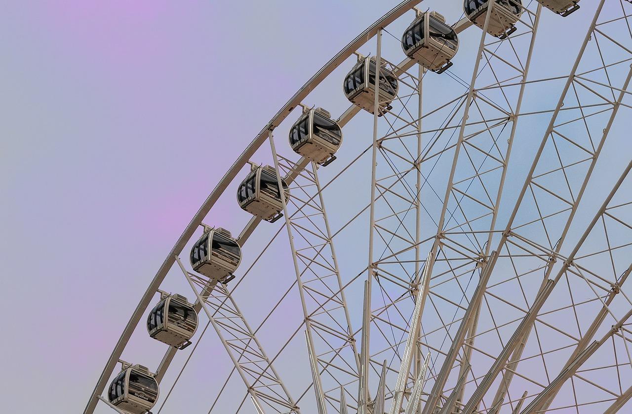 В Самаре в Парке Победы уберут колесо обозрения