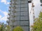 Жилой дом Каскад на Даргомыжского - ход строительства, фото 20, Сентябрь 2016