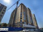 Ход строительства дома Литер 2 в ЖК Династия - фото 5, Сентябрь 2020