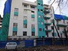 Ход строительства дома №1 в ЖК Премиум - фото 86, Ноябрь 2017