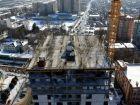 ЖК ПАРК - ход строительства, фото 21, Февраль 2021