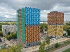 Ход строительства дома № 1 второй пусковой комплекс в ЖК Маяковский Парк - фото 7, Сентябрь 2021