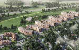 Жилой комплекс (ЖК) «Ватсон» в городе Кстово