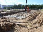 Ход строительства дома № 2 в ЖК Мончегория - фото 14, Июль 2017