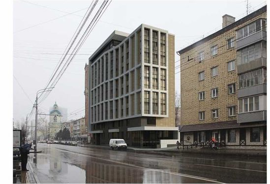 ЖК КБС Дом на Ленина