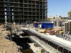 Ход строительства дома Литер 1 в ЖК Династия - фото 45, Сентябрь 2018
