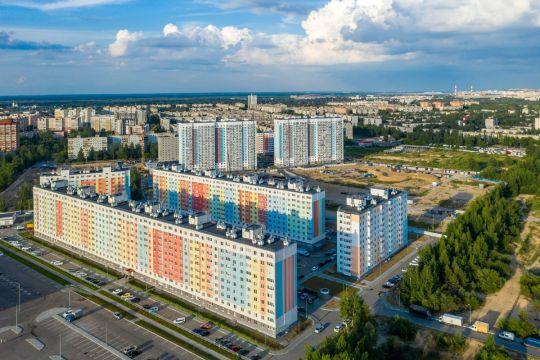 Дом № 9-2 в ЖК Корабли - фото 1