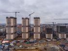 Ход строительства дома Литер 1 в ЖК Звезда Столицы - фото 29, Декабрь 2019