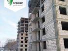 Ход строительства дома № 1 в ЖК Клевер - фото 88, Декабрь 2018