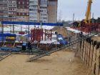 Клубный Дом на Циолковского - ход строительства, фото 20, Январь 2021