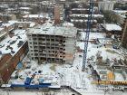ЖК Центральный-2 - ход строительства, фото 113, Февраль 2018