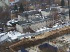 Ход строительства дома № 2 в ЖК Заречье - фото 28, Апрель 2021