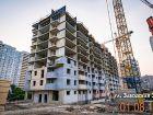 ЖК Zапад (Запад) - ход строительства, фото 41, Август 2019