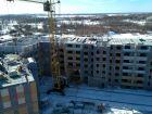 Ход строительства дома на участке № 214 в ЖК Солнечный город - фото 64, Март 2018