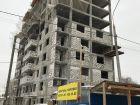 ЖК Алый Парус - ход строительства, фото 12, Январь 2018