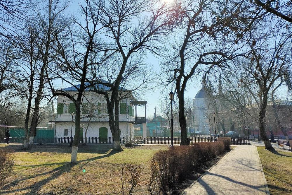 Ростовская епархия намерена вернуть себе здание на территории Старочеркасского музея
