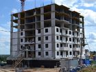 Ход строительства дома № 15 в ЖК Академический - фото 39, Июль 2019
