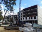 ЖК Аристократ - ход строительства, фото 3, Сентябрь 2021