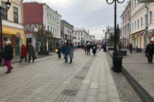 КБ «Стрелка» представила нижегородцам первые решения для дизайн-проекта Большой Покровской и площади Горького