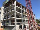 Ход строительства дома № 3 в ЖК Подкова на Родионова - фото 4, Сентябрь 2021