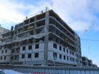ЖК Лайнер на Барминской - ход строительства, фото 27, Февраль 2021