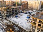 Ход строительства дома № 1 первый пусковой комплекс в ЖК Маяковский Парк - фото 65, Декабрь 2020