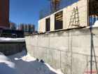 Ход строительства дома № 1 в ЖК Дом на Набережной - фото 9, Март 2021