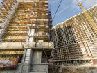 Ход строительства дома Литер 1 в ЖК Первый - фото 86, Сентябрь 2018
