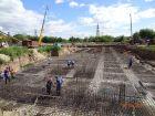 Ход строительства дома № 7 в ЖК Планетарий - фото 42, Август 2017