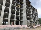 Ход строительства дома № 8 в ЖК Подкова на Цветочной - фото 9, Август 2021