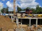 Ход строительства дома № 1 в ЖК Дом с террасами - фото 108, Июнь 2015