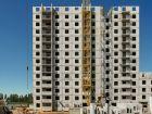 ЖК Инстеп.Победа - ход строительства, фото 24, Июль 2020