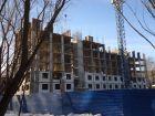 Жилой дом: Южное шоссе 38А - ход строительства, фото 49, Март 2018
