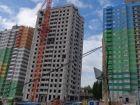 Ход строительства дома № 2 в ЖК Красная поляна - фото 48, Май 2016