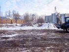 Ход строительства дома № 18 в ЖК Город времени - фото 126, Март 2019