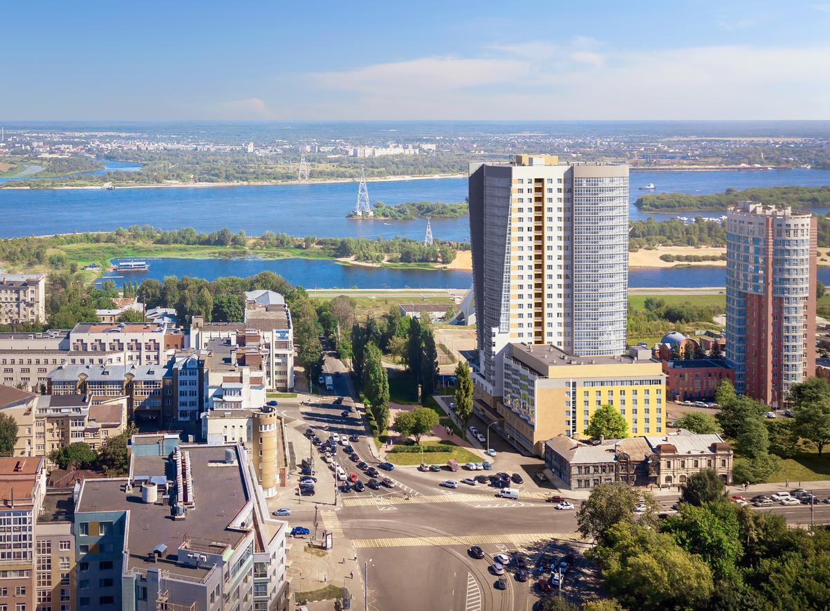 Долгострой на площади Сенной в Нижнем Новгороде обещают завершить до конца года
