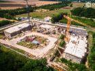 ЖК Открытие - ход строительства, фото 89, Июнь 2019